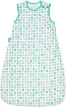 The Gro Company Grobag Beach Balls Green Lightweave Sleeping Bag for 0-6 Months Baby