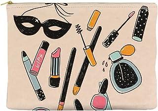 The Purple Tree MultiPurpose MakeUp Pouch For Women (1 pc) - makeup kit bag