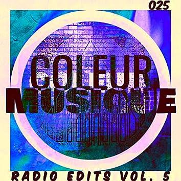 Radio Edits. Vol. 5 (Coleur025)