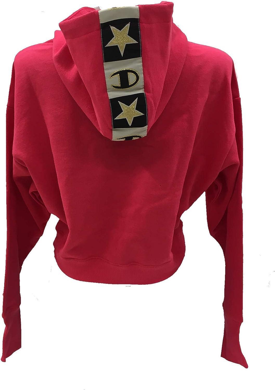 Champion 112490 A-I Sweat-shirt pour femme Ps061 Ciliegia