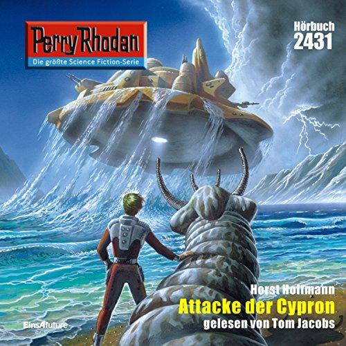 Attacke der Cypron Titelbild