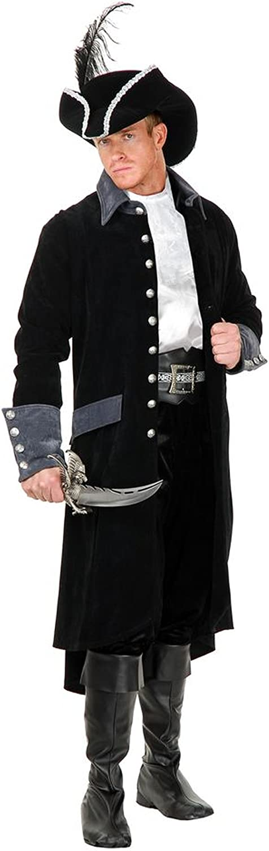 Charades Mens South Max 61% OFF Pirate 5 ☆ popular Seas Coat