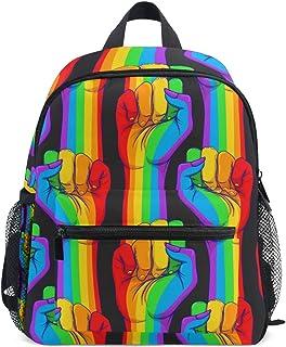 Linomo LGBT Gay Pride Sac /à Dos pour Enfant