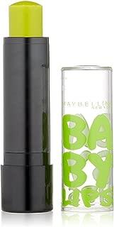 Maybelline Baby Lips Electro Lip Balm, Minty Sheer-0.15 oz (4.4 g)