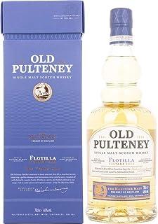 Old Pulteney Flotilla Vintage Ten Years Old Single Malt Scotch Whisky 2008 1 x 0.7 l