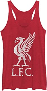Liverpool Football Club Women's Bird Logo Racerback Tank Top