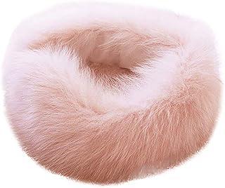 6a638eac3b3 YESOt Unisex Women s Artificial Wool Winter Warm Scarf Stitching Collar  Shawl Keep warm elegant Scarves