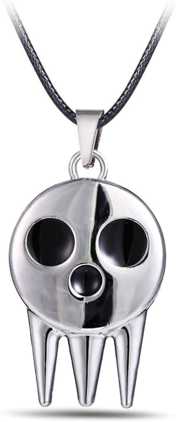 JKYP Costume Ring Necklace Pendant Prop Animation Surround Soul Eater Action Doll Children Boy Gift