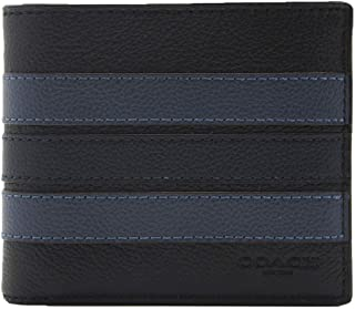 COACH F26072 3-IN-1 WALLET IN SIGNATURE CANVAS WITH VARSITY STRIPE