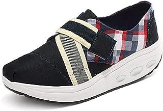 Unparalleled beauty Women's Platform Shoes Casual Sneakers Low Cut Fashion Comfortable Walking