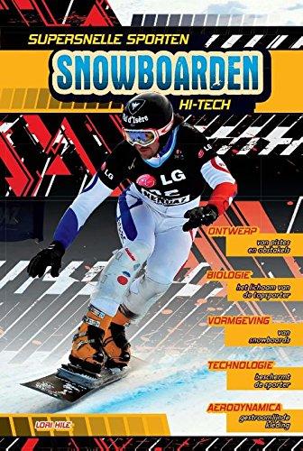 Snowboarden hi-tech