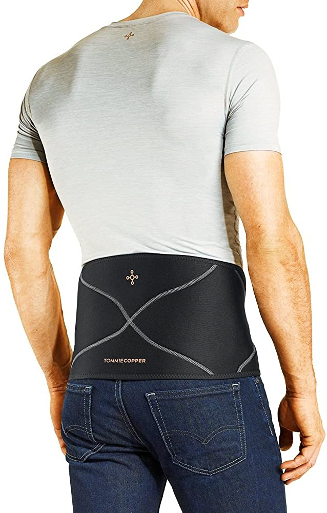 Tommie Copper Men's Comfort Ranking integrated 1st place Back Brace Great interest