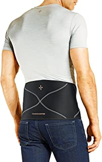 Tommie Copper - Men's Comfort Back Brace - Black - Large/XL