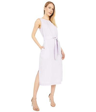 Michael Stars Margie Tie Front Woven Linen Dress