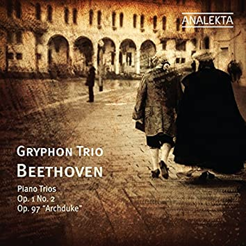 """Beethoven: Piano Trio Op. 97  """"Archduke,"""" Piano Trio Op. 1 No. 2"""