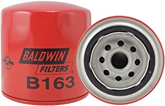 Baldwin Filters Oil/Transmission Filter, 3-11/16x3-7/8In