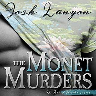 The Monet Murders audiobook cover art