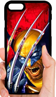 Wolverine Yells Red Background Marvel Comics X-Men Phone Case Cover - Select Model (Galaxy S10 Plus)