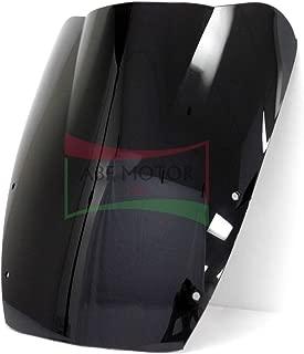 Protek ABS Plastic Injection Black Smoke Double Bubble Transparent Windscreen Windshield for 1987 1988 1989 1990 1991 1992 1993 1994 1995 1996 1997 Suzuki Katana 600 750 1100 GSX600F GSX750F GSX1100F