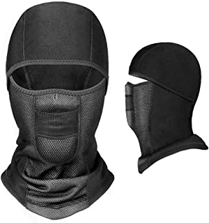 17c4d28590f8 Balaclava Breathable Windproof Ski Face Mask Winter Motorcycle Cycling Neck  Warmer Tactical Balaclava Hood for Men