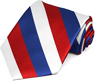 Best red white blue tie Reviews