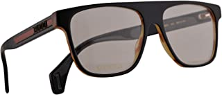 f62e4d15ab Gucci GG0465O Gafas 55-16-150 Negro Con Lentes De Muestra 002 GG 0465O