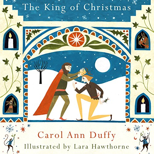 The King of Christmas audiobook cover art