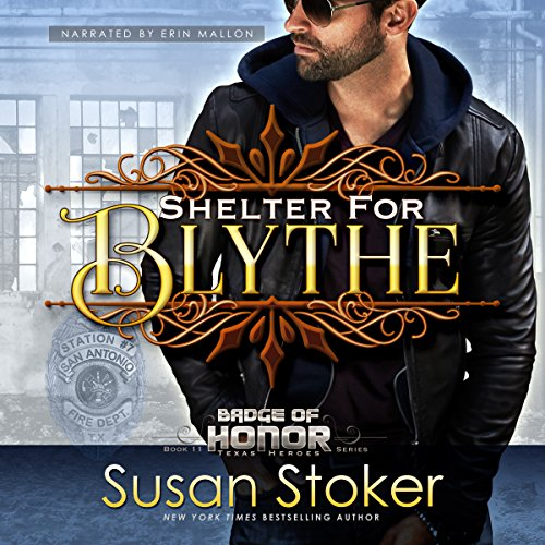 Shelter for Blythe  audiobook cover art