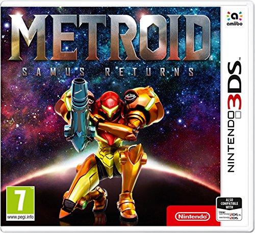 Games Metroid: Samus Returns (Nintendo 3DS)