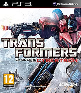 Transformers : la guerre pour Cybertron (B00378L3WG)   Amazon price tracker / tracking, Amazon price history charts, Amazon price watches, Amazon price drop alerts