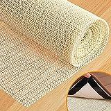 Gohytal Antirutschmatte für Teppich, Anti Rutsch Teppichunterlage 50x80cm, Universal Teppichstopper Schubladenmatte Rutschmatte für Teppich Badezimmer Wohnzimmer Schlafzimmer Küche Auto Kofferraum