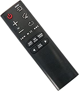 Replaced Remote Control Compatible for Samsung HW-JM4000C HW-K450 HWK551 HWKM36 HWKM370 HW-KM45C Sound Bar System