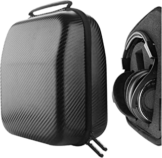 Geekria Funda para Auriculares SHURE SRH840 SRH440 SRH240A, HiFiMAN HE1000, RCA WHP141B, Koss R80 UR40 UR-20 Edition X, Estuch Rígido de Transporte