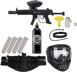 Action Village Empire Delta Epic Paintball Gun Package Kit (Delta Elite)