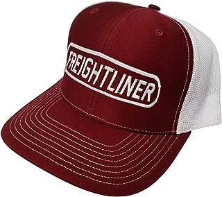 detailed look 0f157 052ed Richardson Freightliner Logo Hat Adjustable Snapback Custom Trucker Cap for  Women and Men