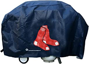 Rico Industries 9474635389 Boston Red Sox Grill Cover Economy