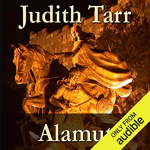 Alamut audiobook cover art