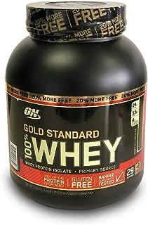 Gold Standard 100% Whey 2,4lbs - Optimum - Chocolates