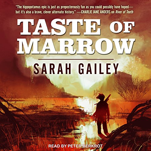 Taste of Marrow audiobook cover art