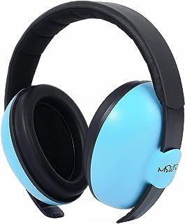 سماعات رأس بخاصية الغاء الضوضاء لحماية أذن الطفل الرضيع / 0-18 شهرًا / واقيات أذن الطفل