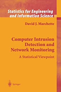 Computer Intrusion Detection and Network Monitoring: A Statistical Viewpoint