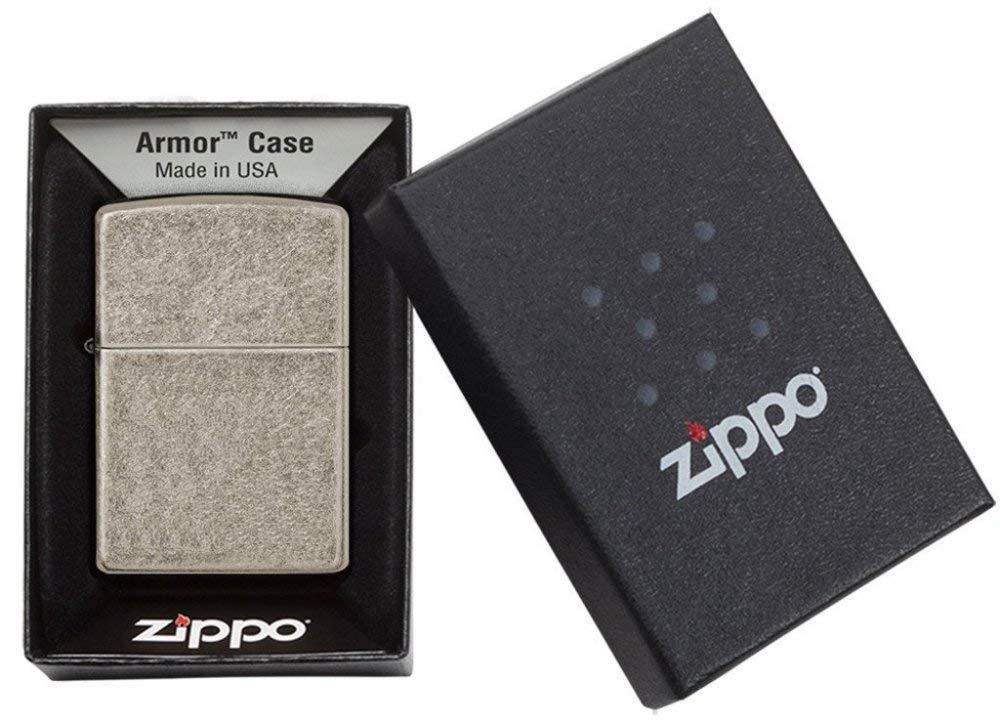 Zippo Chrome Lighters