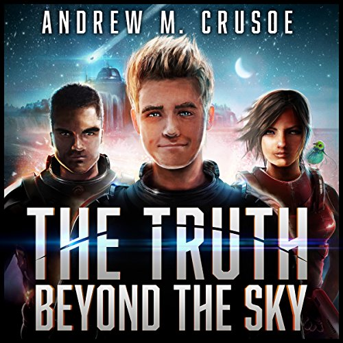 The Truth Beyond the Sky audiobook cover art