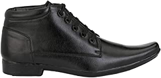 SHOE DAY Men's Faux Leather Formal Shoes