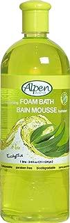 Alpen Secrets Eucalytpus 34oz. foam bath, 32 Fl Oz (Pack of 6)