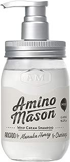Amino Mason Moist Whip Cream Shampoo, 15.20 Ounce