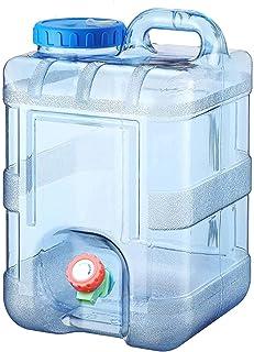 NIUASH car water tank disaster prevention water storage tank, outdoor camping portable water storage tank, reusable plasti...