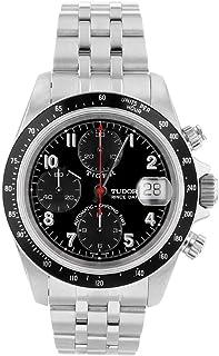 [チュードル] 腕時計 TUDOR 79260 H番 クロノタイム タイガー SSブレス ブラック 自動巻き [中古品] [並行輸入品]