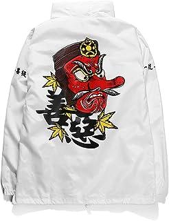 93233c25342 AITFINEISM Men s Fashion Lightweight Hoodie Zip-up Reflective Windbreaker  Jacket