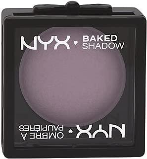 NYX Cosmetics Baked Eye Shadow - Violet Smoke, 3g